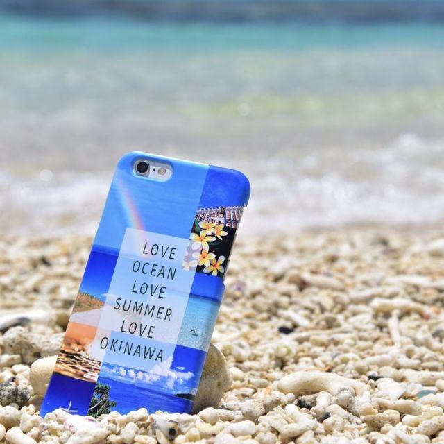 iPhoneケース/ハードケース/YAMA_OK5/オリジナル/沖縄/離島/ビーチ/海/夏/写真/おみやげ/スマホケース/通販/沖縄