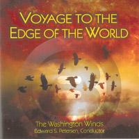 【吹奏楽 CD】世界の果てへの航海:中級バンド作品集2014/ワシントンウインズ