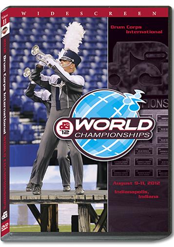 【マーチング DVD】2012 DCI World Championships Vol.2 (World Class 13-22)