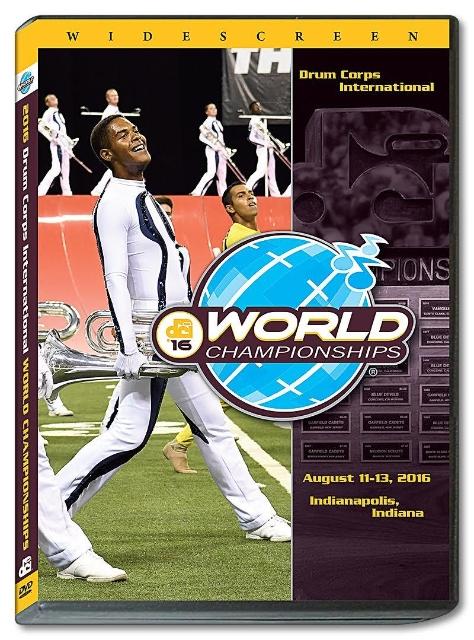 【マーチング DVD】2016 DCI World Championships Vol.1(World Class1-12)