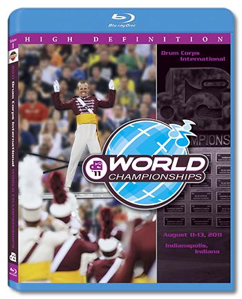 【マーチング ブルーレイ】2011 DCI World Championships Vol.1(World Class1-12)
