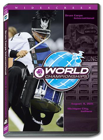 【マーチング DVD】2011 DCI World Championships Vol.3(Open Class Top14)