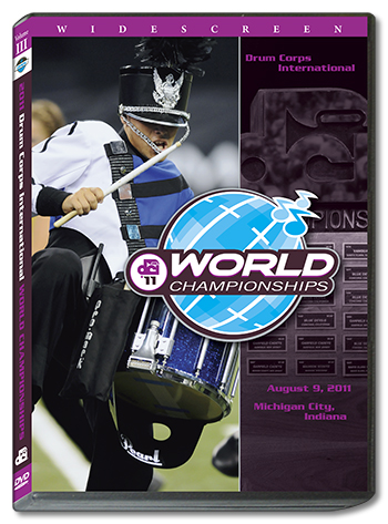 【マーチング DVD】2011 DCI World Championships Vol.3(Open Class Top14)