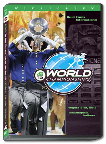 【マーチング DVD】2013DCI World Championships Vol.2 (World Class 13-22)