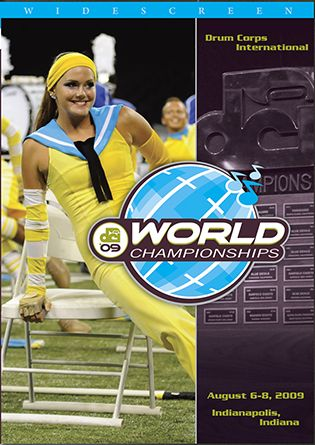 2009 DCI World Championships World Class Vol.1(Division I Finals Vol.1) 【DVD2枚組】