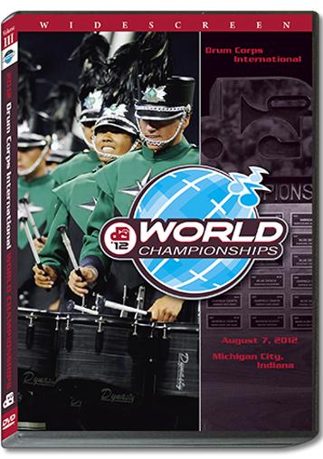 【マーチング DVD】2012 DCI World Championships Vol.3 (Open Class Finalists)