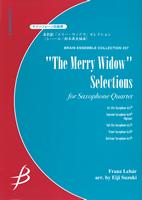【アンサンブル 楽譜】喜歌劇「メリー・ウィドウ」セレクション【サクソフォーン4重奏】