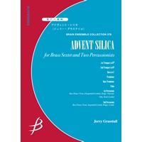 【アンサンブル 楽譜】アドヴェント・シリカ【管打8重奏】