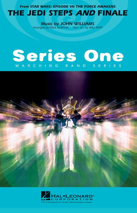 【マーチング 楽譜】「スター・ウォーズ/フォースの覚醒」より「ジェダイへの階段/ファイナル」