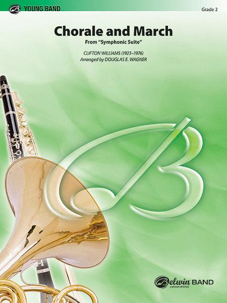 【吹奏楽 楽譜】「交響組曲」よりコラールとマーチ