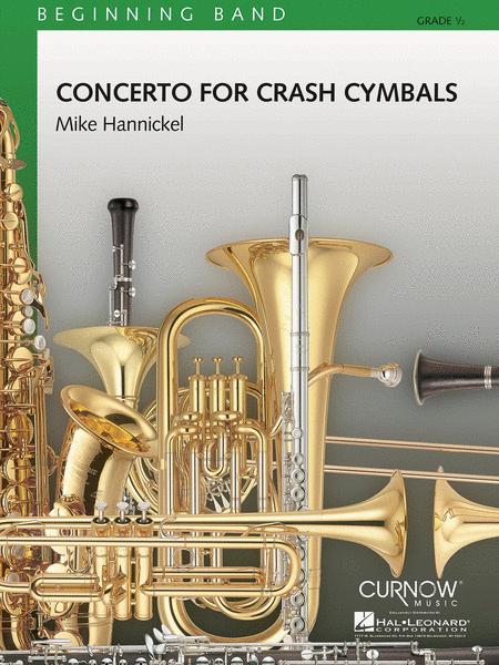 【吹奏楽 楽譜】シンバルのための協奏曲