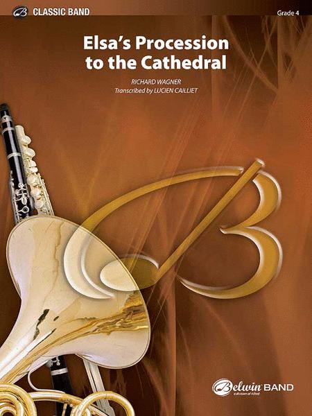 【吹奏楽 楽譜】エルザの大聖堂への行列