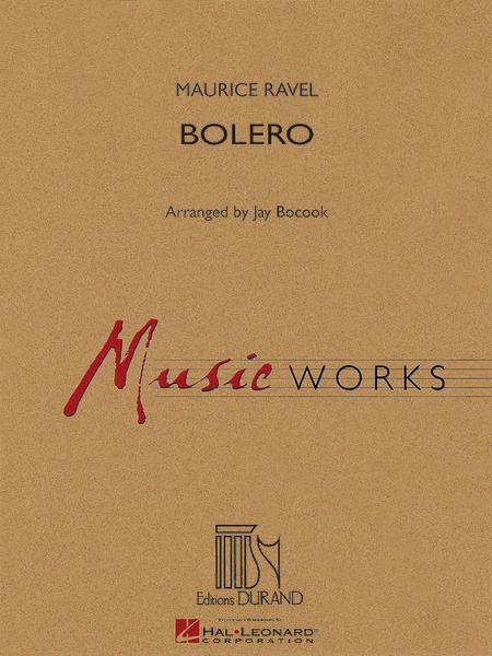 【吹奏楽 楽譜】ボレロ