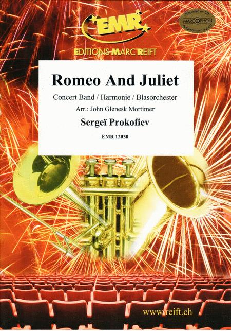 【吹奏楽 楽譜】ロメオとジュリエット