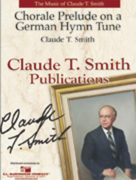 【吹奏楽 楽譜】ドイツの聖歌によるコラール・プレリュード
