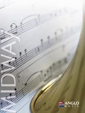 【吹奏楽 楽譜】マドリガルム