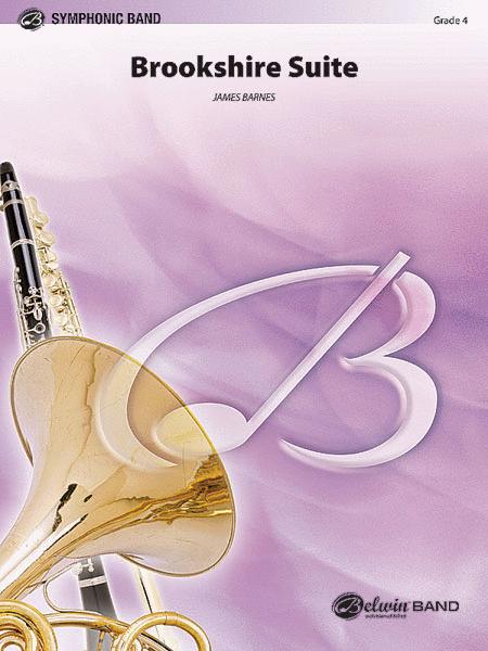 【吹奏楽 楽譜】ブルックシャー組曲