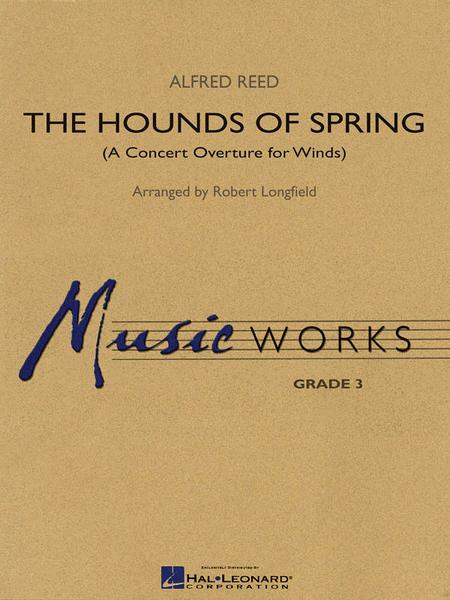 【吹奏楽 楽譜】春の猟犬