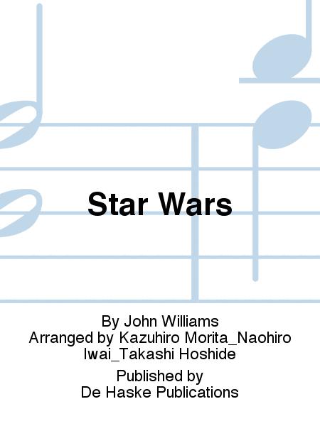 【吹奏楽 楽譜】スター・ウォーズ・メドレー(エピソード1 ファントム・メナス)