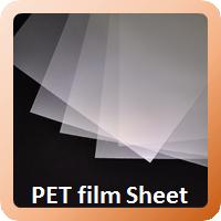 PETフィルムシート(1)[PET film sheet1]