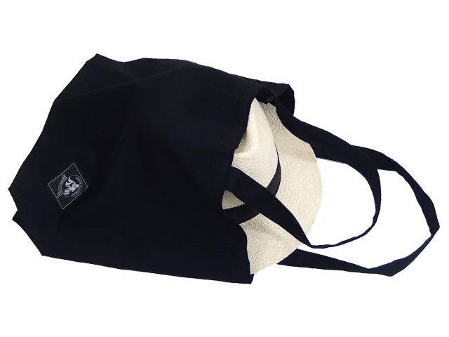 文二郎帽子店オリジナルエコバッグ