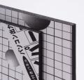 ハイパープロタックSブラック 5mm厚 A4(サイズ:210×297mm)