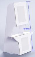紙スタンドM11(キャビネットサイズ対応)【10枚入り】