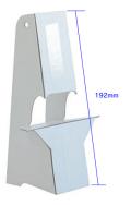 紙スタンドP3(A3・B4サイズ対応)【10枚入り】