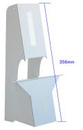 紙スタンドP1B(A2・B3サイズ対応)【5枚入り】
