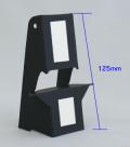 ブラック紙スタンドBP4(A4・B5サイズ対応)【10枚入り】