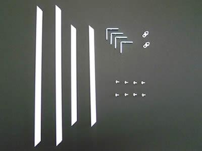 ABS樹脂フレーム
