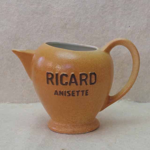 RICARD ANISETTE リカール 水差し(薄茶色)