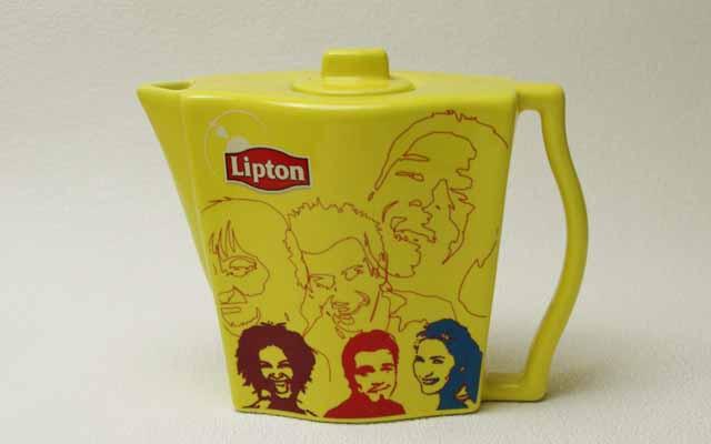 LIPTON 1980年代 ティーポット
