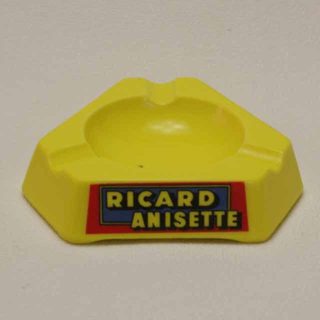 RICARD ANISETTE  リカール 灰皿 (OPALEX)