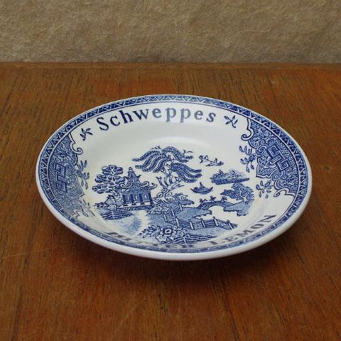 Schweppes シュウェップス 小皿