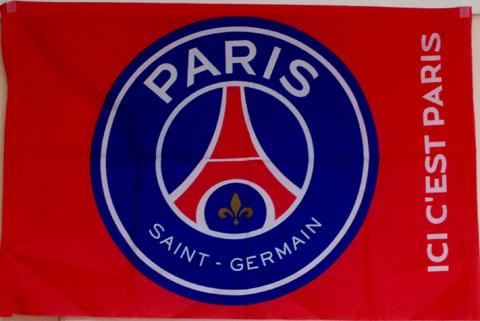 Paris Saint-Germain FC パリ サンジェルマンFC フラッグ