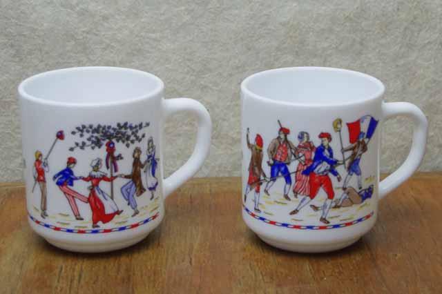 アルコパル マグカップ (フランス革命)