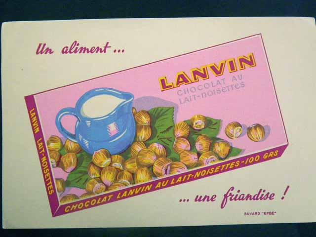 フランス ブロカント ビュバー(LANVIN)