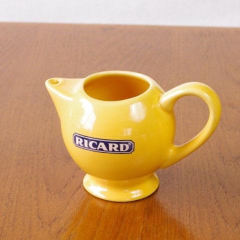 RICARD  リカール ミニ・カラフ(黄色)