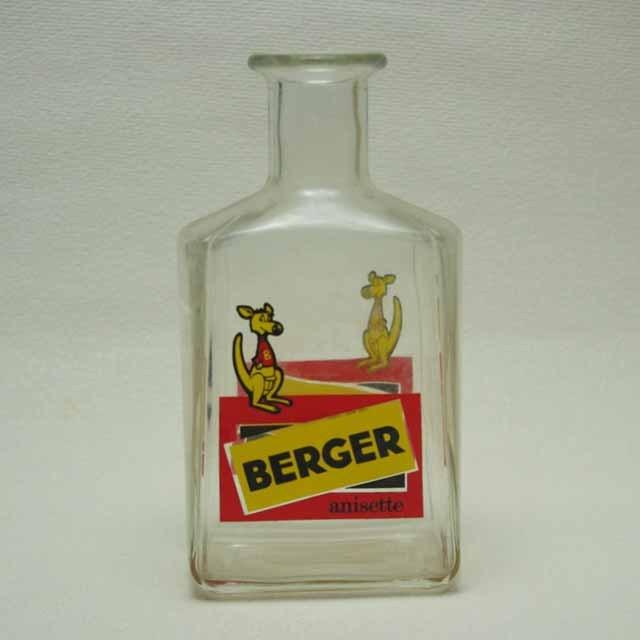 BERGER  ベルジェー ガラス水差し(1960年代)