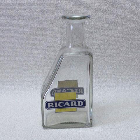 RICARD  リカール ガラス 水差し (角底)