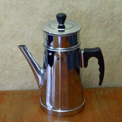 """フランス ブロカント """"LE TREFLE """" コーヒーメーカー"""