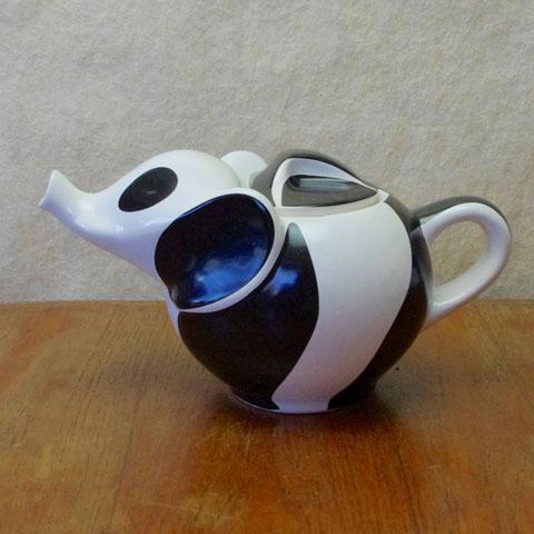 リプトン エレファント・ポット (パンダ)Lipton Elephant pot