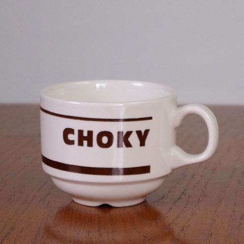CHOKY ホット・チョコレート カップ
