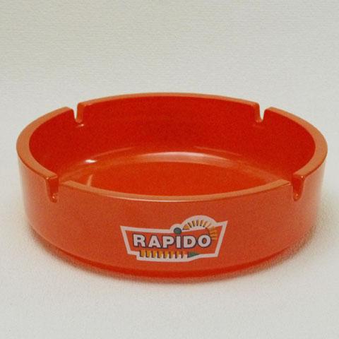 フランス スピードくじ RAPIDO  灰皿 (1970年代)