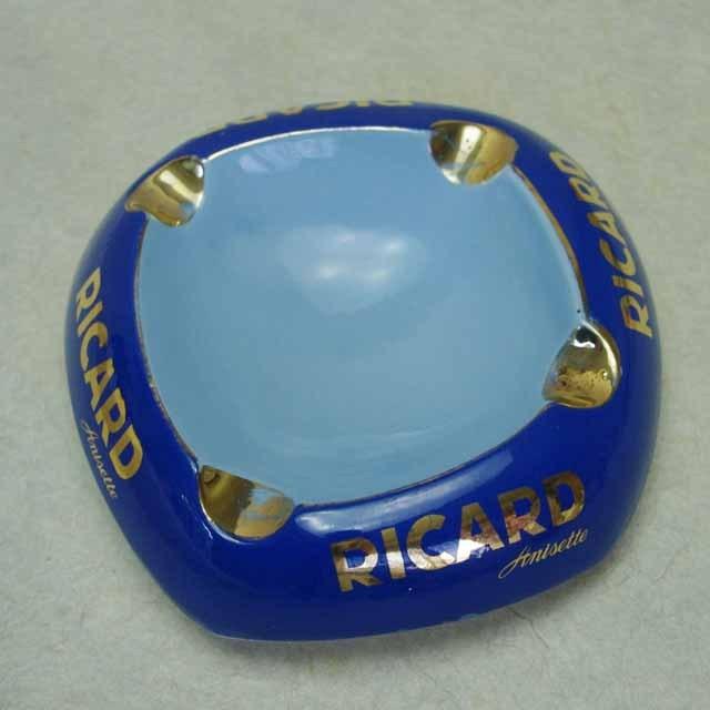 RICARD  リカール  灰皿 (ブルー)