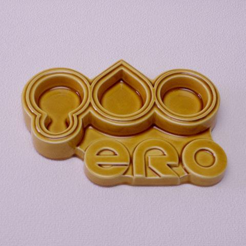 """""""ero"""" 電子機器メーカー  灰皿"""