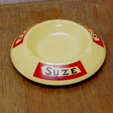 SUZE スーズ  灰皿 (陶製)