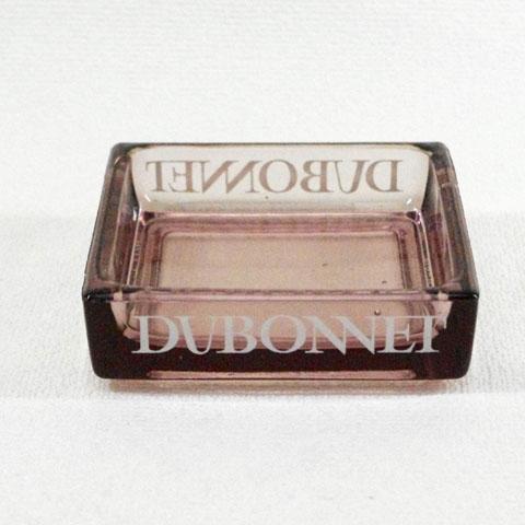 DUBONNET デュボネ 灰皿 (紫ガラス)