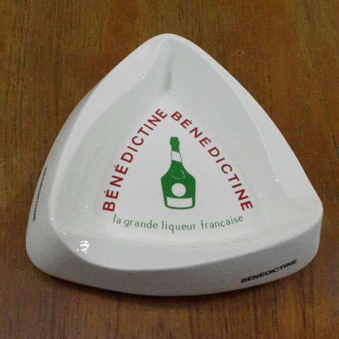BENEDICTINE  灰皿